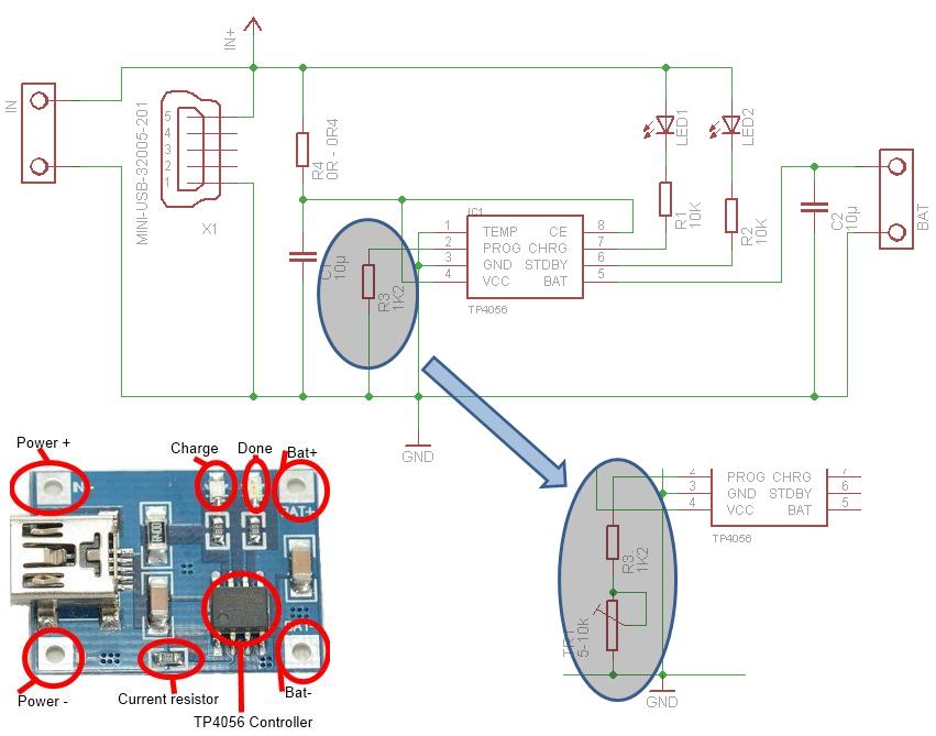Ullis Roboter Seite/Boards